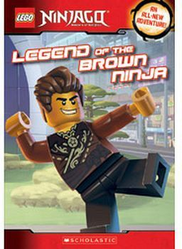 LEGO NINJAGO LEGEND OF THE BROWN NINJA