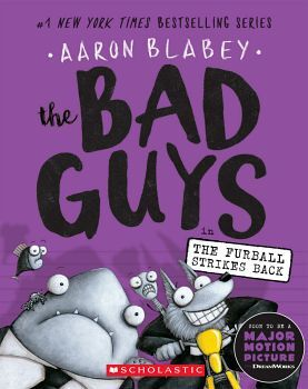 THE BAD GUYS # 3: IN THE FURBALL STRIKES BACK