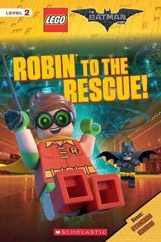ROBIN TO THE RESCUE!  -LEGO BATMAN MOVIE-