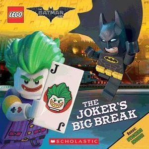 THE JOKER'S BIG BREAK   -LEGO BATMAN MOVIE-