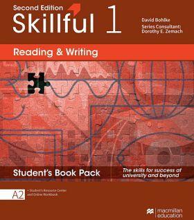 SKILLFUL 1 2ED READING & WRITING STUDENT'S BOOK PACK PREMIUM