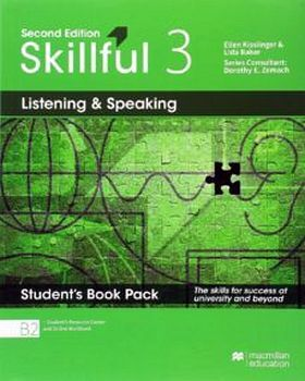 SKILLFUL 3 2ED LISTENING & SPEAKING STUDENT'S BOOK PACK PREMIUM