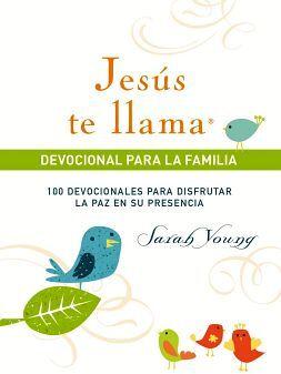 JESUS TE LLAMA -DEVOCIONAL PARA LA FAMILIA- (EMPASTADO)