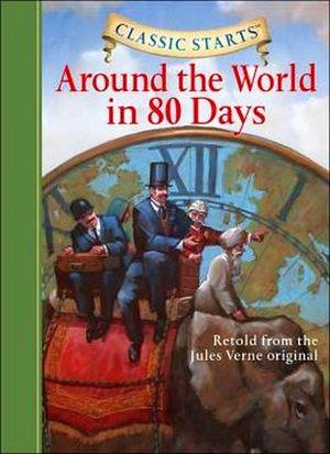 AROUND IN THE WORLD IN 80 DAYS