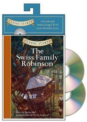 THE SWISS FAMILY ROBINSON W/CD