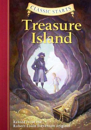 TREASURE ISLAND W/CD