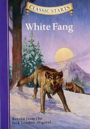 WHITE FANG W/CD
