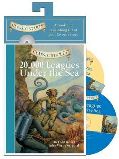 20,000 LEAGUES UNDER THE SEA W/CD