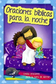 ORACIONES BIBLICAS PARA LA NOCHE          (EMPASTADO)
