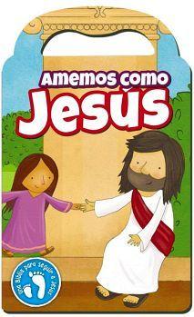 AMEMOS COMO JESUS