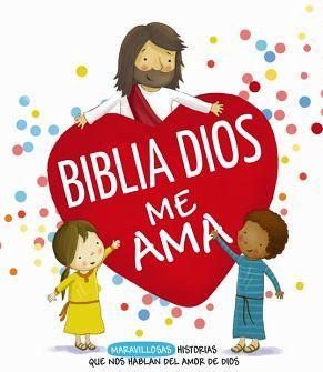 BIBLIA DIOS ME AMA                        (CARTONE)