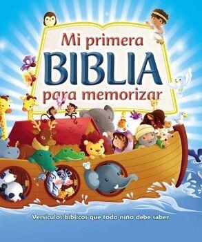 MI PRIMERA BIBLIA PARA MEMORIZAR     (EMPASTADA/CON BROCHE)
