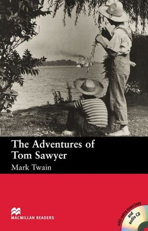 THE ADVENTURES OF TOM SAWYER C/CD               MACMILLAN READERS