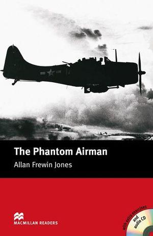 THE PHANTOM AIRMAN BOOK W/CD