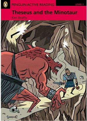 THESEUS AND THE MINOTAUR BOOK/CD-ROM PACK (LEVEL 1)