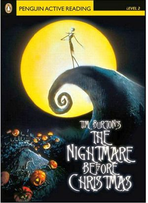 P.A.R. TIM BURTON'S THE NIGHTMARE BEFORE CHRISTMAS BOOK/CD-ROM