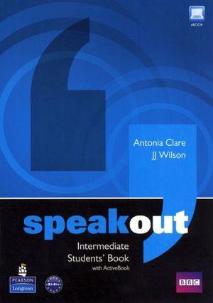 SPEAKOUT INTERMEDIATE ST'S BOOK W/DVD/ACTIVE BOOK