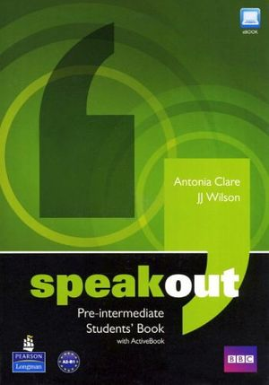 SPEAKOUT PRE-INTER ST'S BOOK AND DVD/ACTIVE BOOK