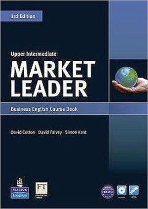 MARKET LEADER 3ED UPPER-INTER COURSE BOOK W/DVD-ROM