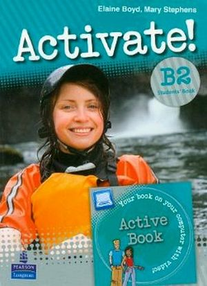 ACTIVATE! B2 STUDENT'S BOOK W/ACTIVE BOOK CD-ROM PACK