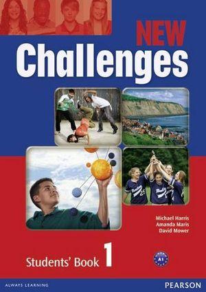 NEW CHALLENGES 1 STUDENT'S BOOK W/ACTIVEBOOK 2ED.