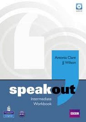 SPEAKOUT INTERMEDIATE WORKBOOK W/AUDIO CD