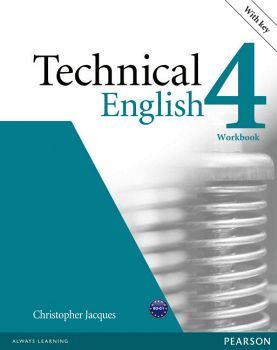 TECHNICAL ENGLISH 4 WORKBOOK W/KEY & CD