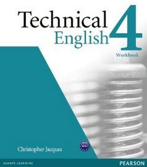 TECHNICAL ENGLISH 4 WORKBOOK W/CD-ROM