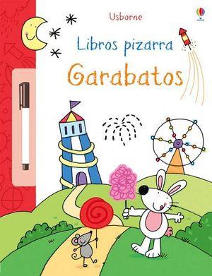 LIBROS PIZARRA -GARABATOS-           (C/ROTULADOR)