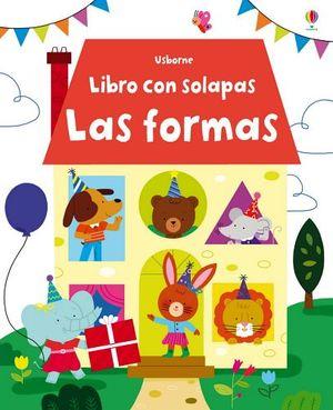 LIBRO CON SOLAPAS -LAS FORMAS-