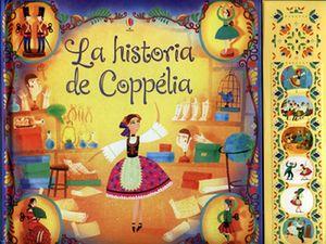 HISTORIA DE COPPELIA, LA (C/SONIDOS)