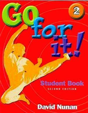 GO FOR IT 2DO. STUDENT'S BOOK 2DA. EDICION