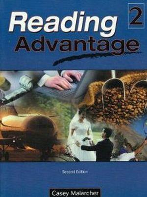READING ADVANTAGE 2 BOOK  2ED.