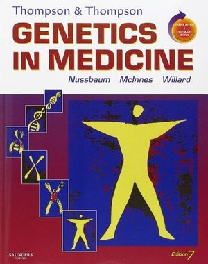 GENETICS IN MEDICINE 7TH ED. W/STUDENT CONSULT ONLINE ACCESS