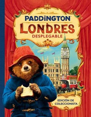 PADDINGTON -LONDRES DESPLEGABLE-