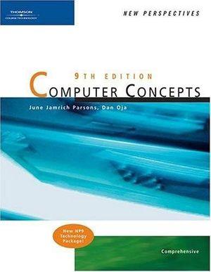COMPUTER CONCEPTS     9ED.