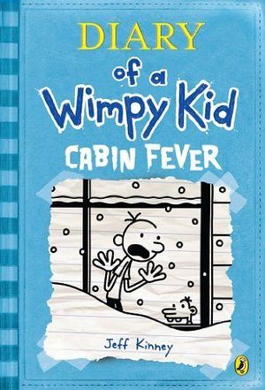 DIARY OF A WIMPY KID #6 CABIN FERVER (PAPERBACK)