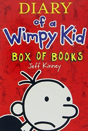 DIARY OF A WIMPY KID BOX
