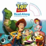 TOY STORY READ-ALONG STORBOOK AND CD