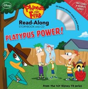 PHINEAS AND FERB: PLATYPUS POWER!