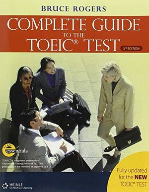 COMPLETE GUIDE TO THE TOEIC TEST 3ED.  TEXT