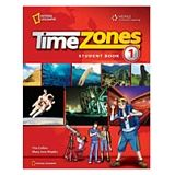 TIME ZONES 1 STUDENT'S BOOK W/MULTI ROM