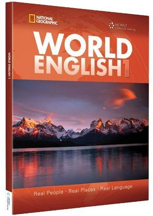 WORLD ENGLISH INTRO STUDENT BOOK S/CD