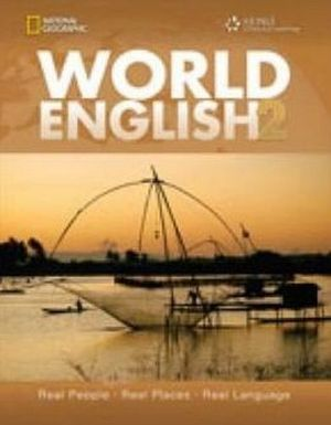 WORLD ENGLISH 2B STUDENT BOOK W/CD-ROM