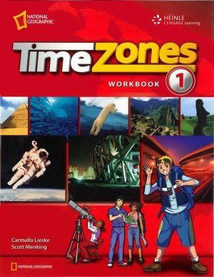 TIME ZONES 1 WORKBOOK