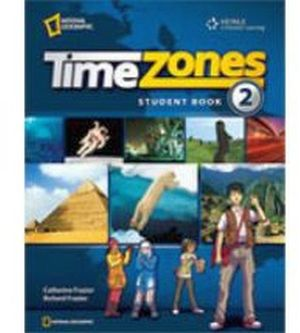 TIME ZONES 2 STUDENT'S BOOK W/MULTI ROM