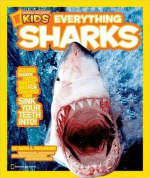 KIDS EVERYTHING SHARKS