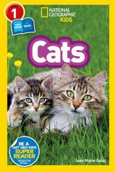 NATIONAL GEOGRAPHIC READERS: CATS