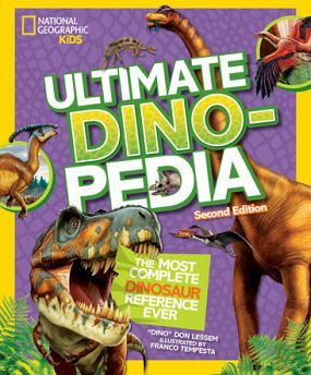 NATIONAL GEOGRAPHIC KIDS ULTIMATE DINOPEDIA 2ED