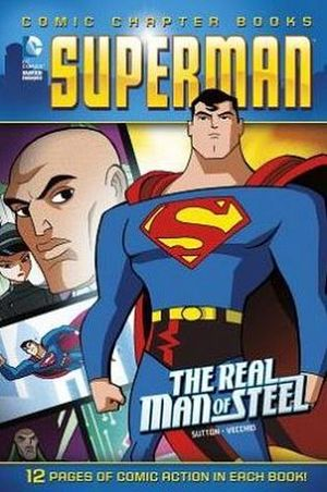 REAL MAN OF STEEL,THE